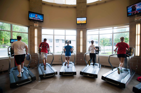 Clements Recreation and Fitness Center