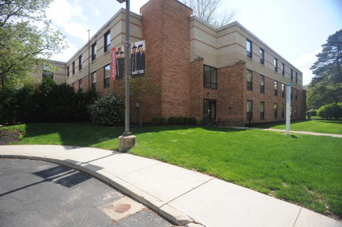 Residence Hall at 25 West Home Street