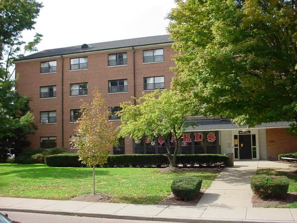 Hannah L Mayne Hall, Otterbein College Westerville, OH