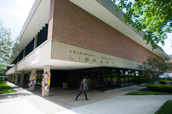 Courtright Memorial Library