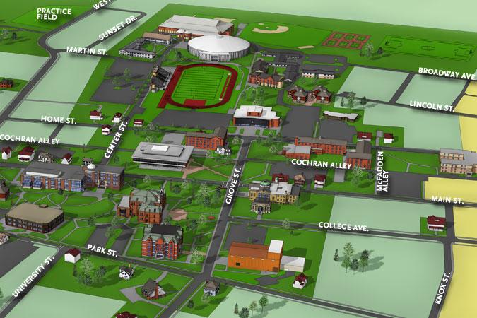 Download Campus Map